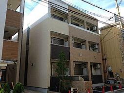 大阪府堺市西区浜寺石津町西3丁の賃貸アパートの外観