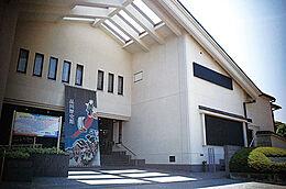 博物館品川歴史館まで881m