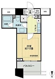 プライア渋谷[12階]の間取り