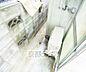 バルコニー,1K,面積16.25m2,賃料2.2万円,京阪本線 七条駅 徒歩7分,JR東海道・山陽本線 京都駅 徒歩14分,京都府京都市東山区大和大路通塩小路下る上池田町