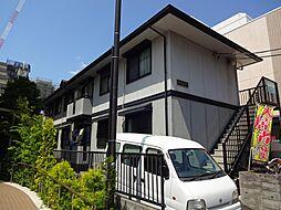 東京都江戸川区船堀4丁目の賃貸アパートの外観