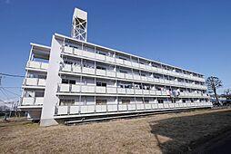ビレッジハウス日立3号棟[104号室]の外観