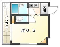 プルミエールメゾン[3階]の間取り