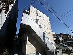 ハイツLLH[2階]の外観