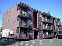 北海道札幌市北区屯田四条1丁目の賃貸マンションの外観