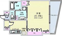 大阪市営四つ橋線 肥後橋駅 徒歩5分