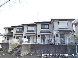 [タウンハウス] 東京都八王子市片倉町 の賃貸【東京都 / 八王子市】の外観
