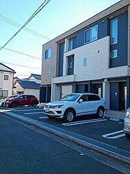 静岡県浜松市中区曳馬6丁目の賃貸アパートの外観