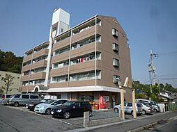 大阪府河内長野市寿町の賃貸マンションの外観