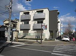 和歌山県和歌山市南中間町の賃貸アパートの外観