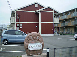 SKモナリエ[2階]の外観