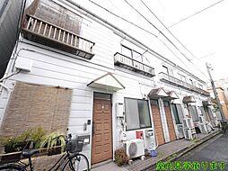 [テラスハウス] 東京都新宿区若葉1丁目 の賃貸【/】の外観