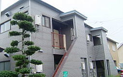 コーポラスチュチュ A棟[2階]の外観
