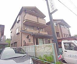 京都府京都市北区西賀茂榿ノ木町の賃貸マンションの外観