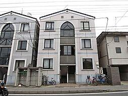 八千代台パーソナルハウスPart11[3階]の外観