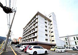 徳島県徳島市中洲町3丁目の賃貸マンションの外観