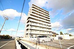 岡山県岡山市南区浦安南町丁目なしの賃貸マンションの外観