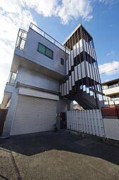 大阪府東大阪市友井4丁目の賃貸マンションの外観