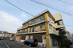 福岡県北九州市戸畑区一枝3丁目の賃貸マンションの外観