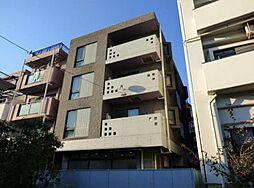 東京都中野区野方3丁目の賃貸マンションの外観