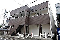 福岡県福岡市南区那の川1丁目の賃貸アパートの外観