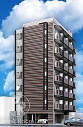 東京都品川区西品川2丁目の賃貸マンションの外観