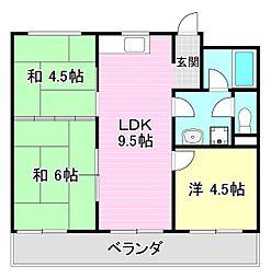 亀山駅 4.8万円