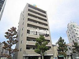 岡山県岡山市北区内山下2丁目の賃貸マンションの外観