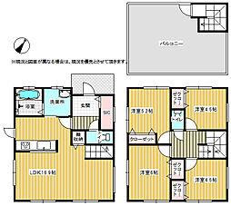 京成臼井駅 3,080万円