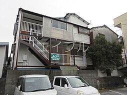 吉本マンション[2階]の外観