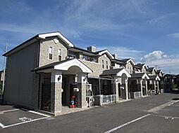 大阪府岸和田市神須屋町の賃貸アパートの外観