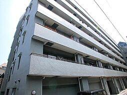東京都調布市布田1丁目の賃貸マンションの外観