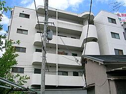 兵庫県伊丹市大鹿6丁目の賃貸マンションの外観