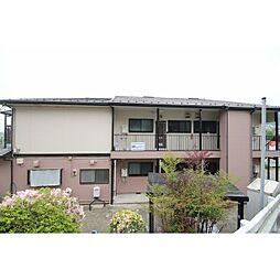 鶴巻ビューハイツ[2階]の外観