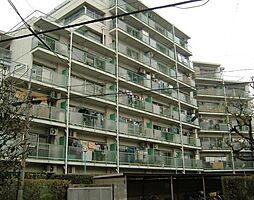東京都板橋区坂下2丁目の賃貸マンションの外観