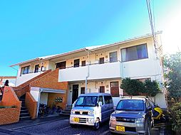埼玉県所沢市東所沢2丁目の賃貸アパートの外観