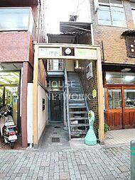 京都府京都市中京区妙満寺前町の賃貸アパートの外観