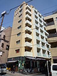 フレンシア麻布十番サウス[3階]の外観