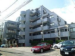 パスティーユ石川台[104号室]の外観