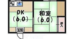 鳴尾・武庫川女子大前駅 2.0万円