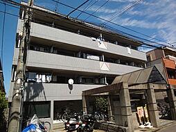 メゾンドパヴィヨン[3階]の外観