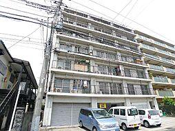 平沢松戸荘[6階]の外観