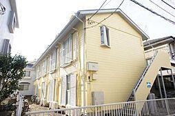 千葉県船橋市南本町の賃貸アパートの外観