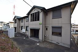 神奈川県伊勢原市高森7丁目の賃貸アパートの外観