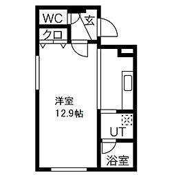 月寒中央駅 4.1万円