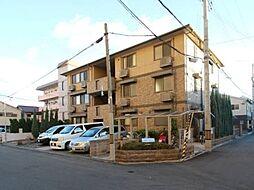 大阪府大阪市住吉区苅田6丁目の賃貸アパートの外観