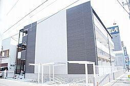 リブリ・ヴァンクール勝田台北[102号室]の外観