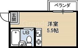 今福グリーンハイツ[1階]の間取り