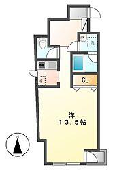 S−FORT葵一丁目[3階]の間取り