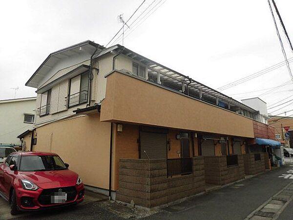 畑ヶ谷アパートI[202号室]の外観